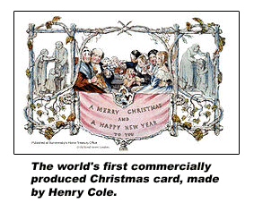 Christmas gift expert top 10 christmas gifts presents 2009 for Who commissioned the first christmas card in 1843